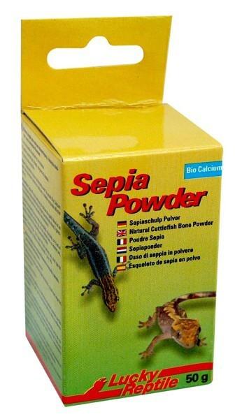 Sepia Pulver Bio Calcium 50 g