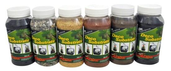 Deco Substrate - Kies grob 750 ml