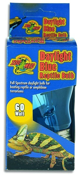 Daylight Blue Reptile Bulb