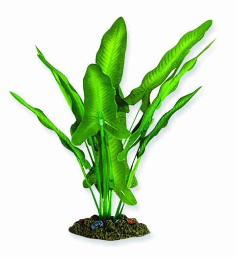 MPS Aquarienpflanze gross mit Fuss