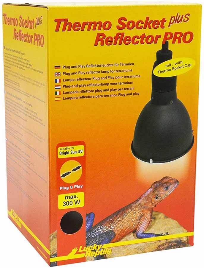 Thermo Socket plus Reflektor PRO