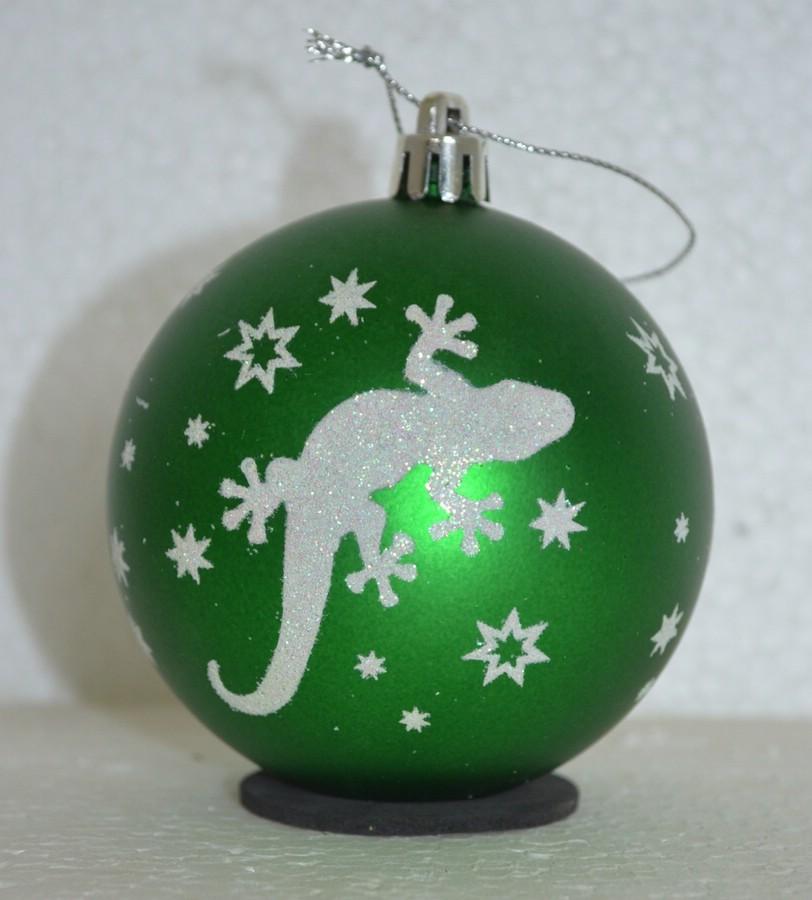 Weihnachtskugeln Tiere