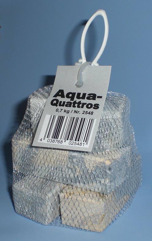 Aqua Quattros Grau