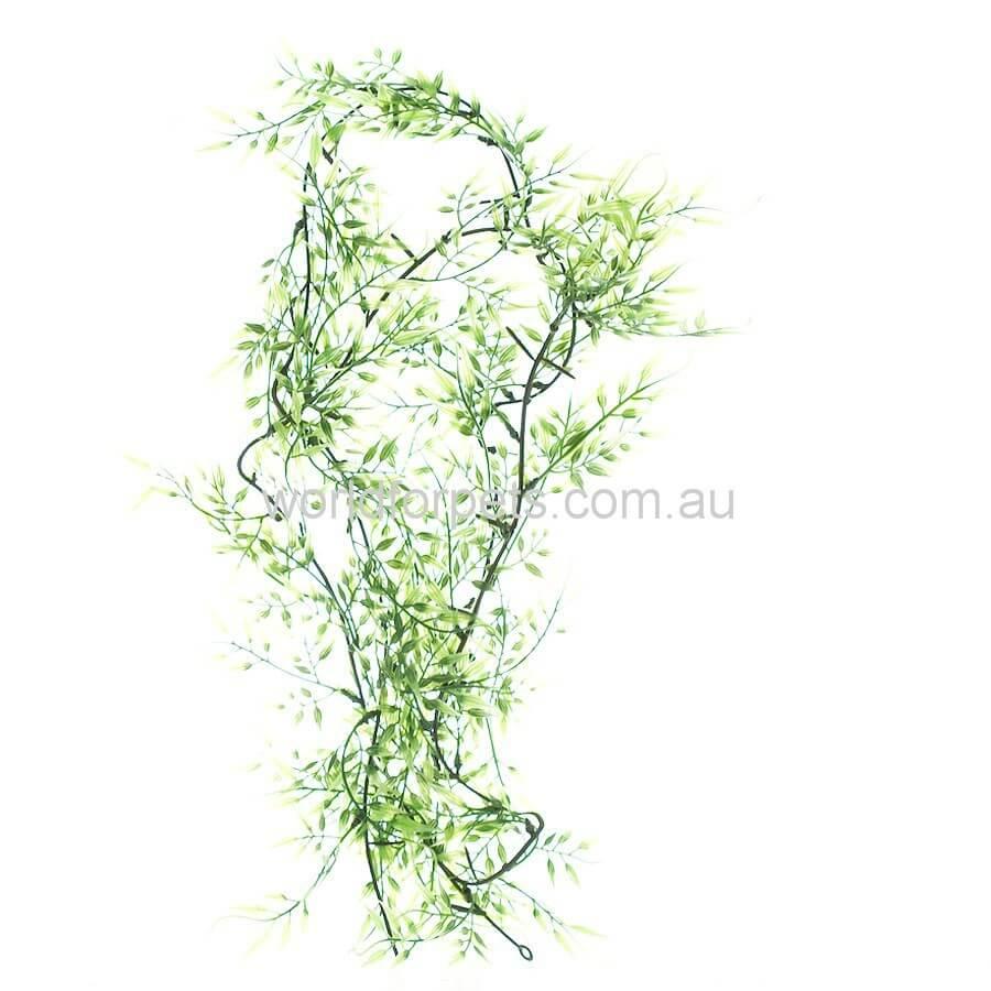 MPS Plant Reptile Vine Bamboo Garland