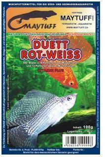 Blister Duett Rot-Weiss 100 g
