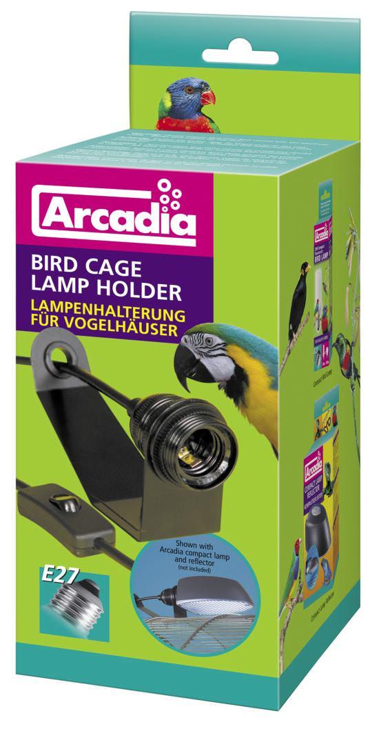 Kunststoff Fassung für Bird Lamp
