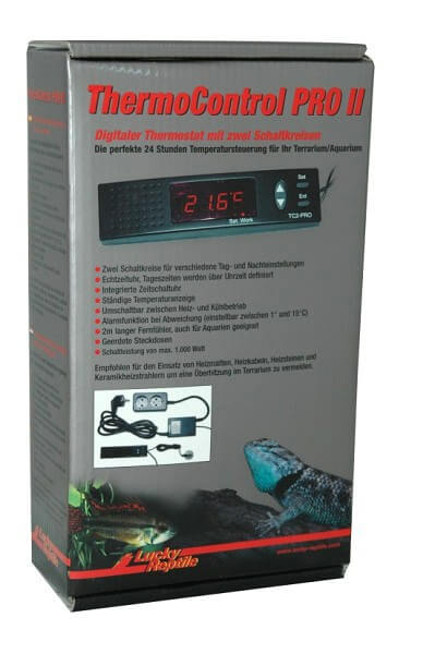 Thermo Control Pro II Digitaler Thermostat