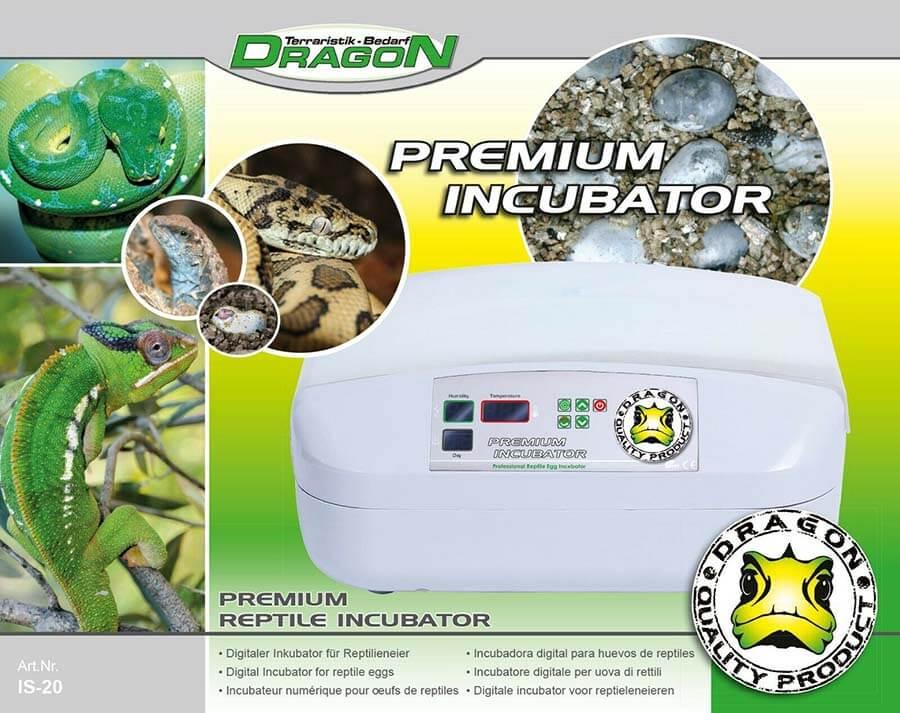 Premium Reptile Incubator