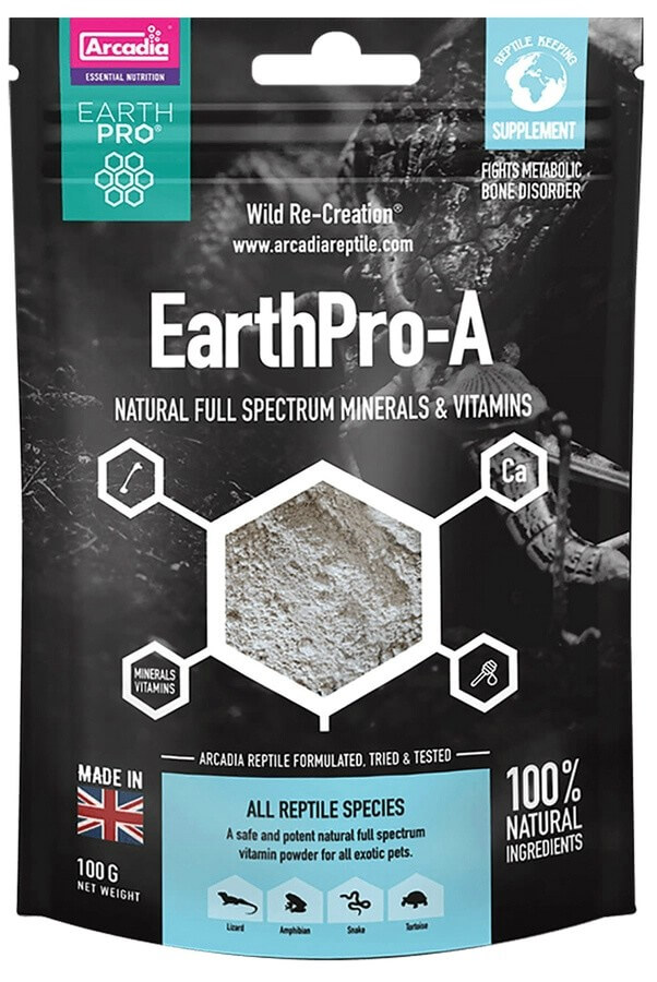 EarthPro A Vollspektrum Vitamine 100 g