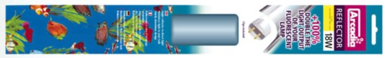 Alu-Reflektor zu T8-Röhren