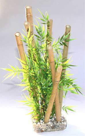 Plastikpflanzen Bamboo Large