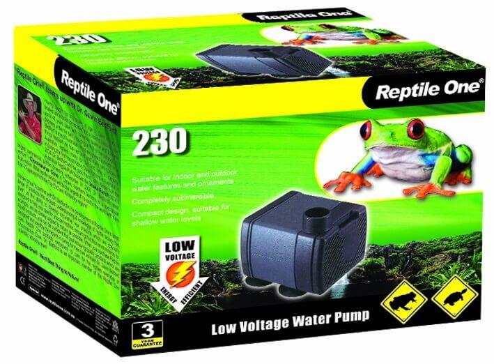 MPS Pumpe 230 Reptile Powerhead