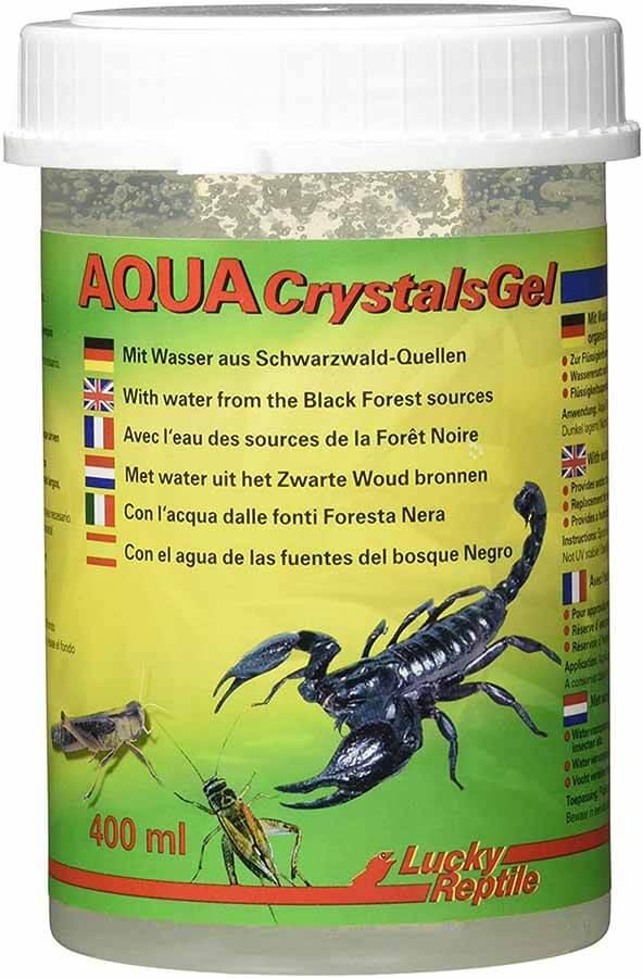 Aqua Crystals Gel