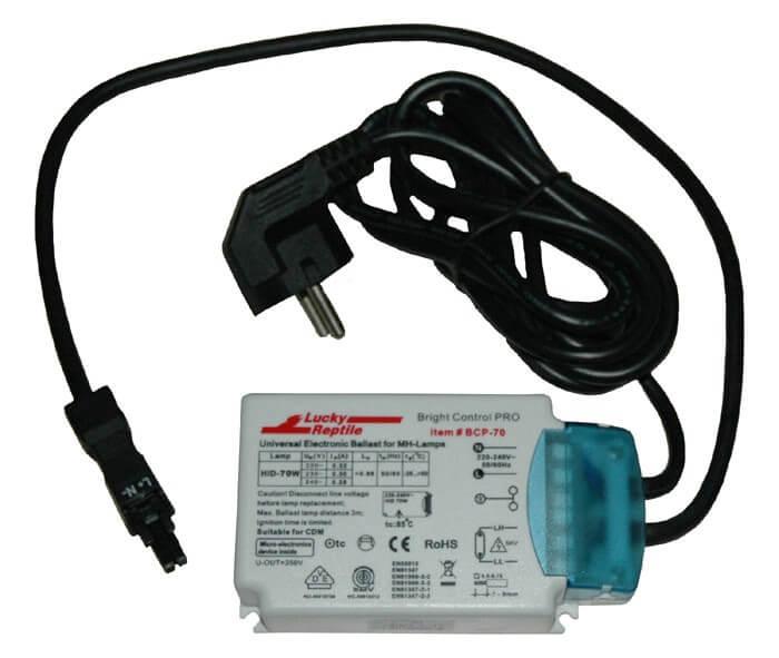 Bright Control PRO 150 Watt mit Steckverbinder