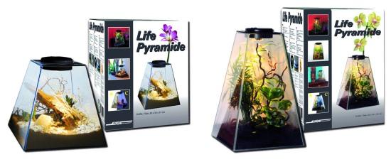Life Pyramid 45 mit Life Light Halogen Typ ll