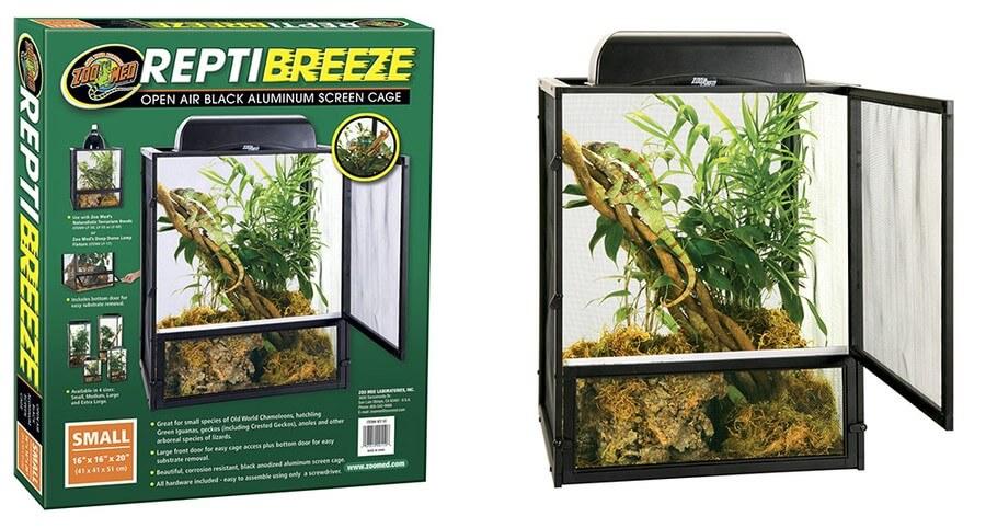 Repti Breeze Gaze Terrarium