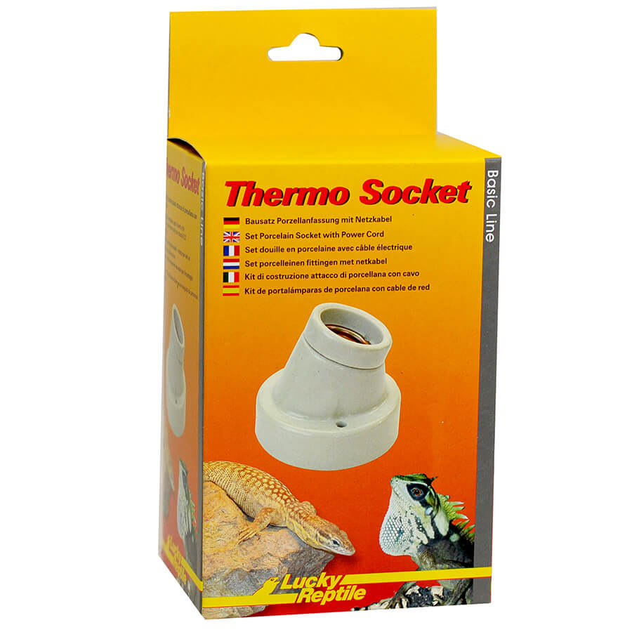 Thermo Socket Porzellanfassung