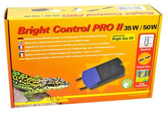 Bright Control PRO ll 35/50 Watt Umschaltbar mit Steckverbinder