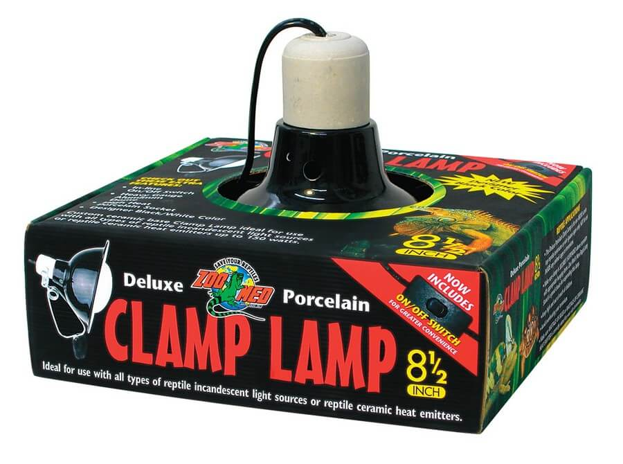 Klemmlampe Deluxe