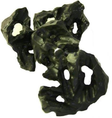 Nano-Stein schwarz