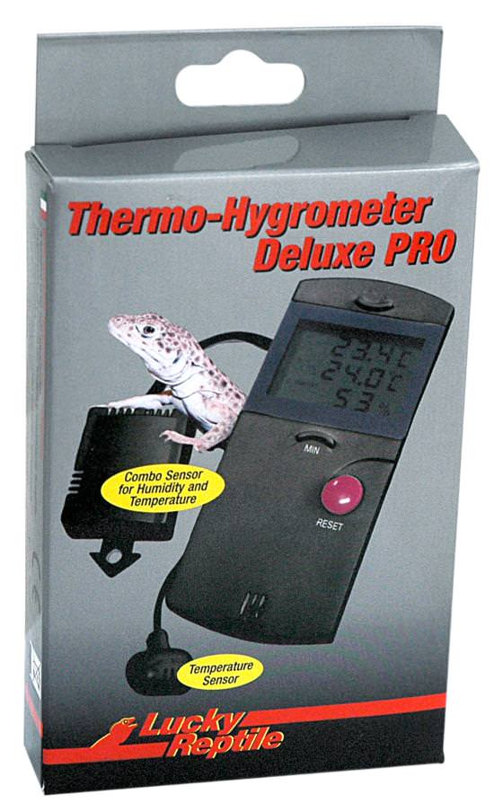 Thermo - Hygrometer Deluxe PRO
