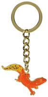 Schlüsselanhänger Leopardgecko, electric tornado