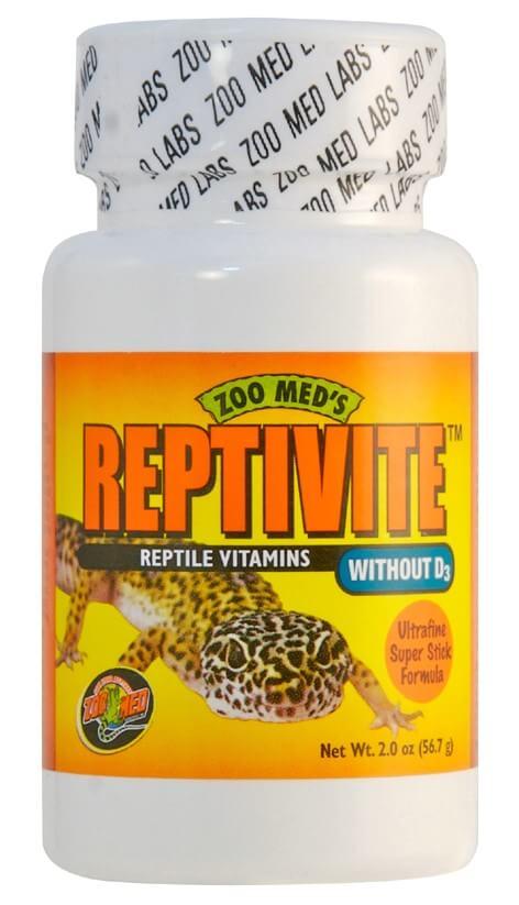 Reptivite ohne D3
