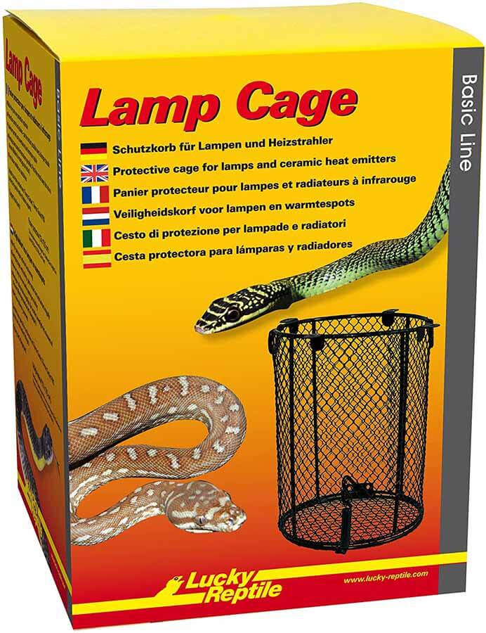 Lamp Cage Schutzkorb