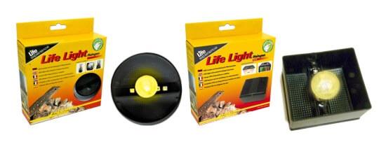 Life Light Halogen rund