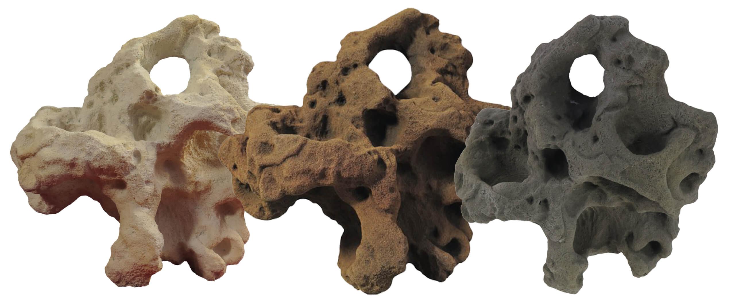 Kunststoffsteine