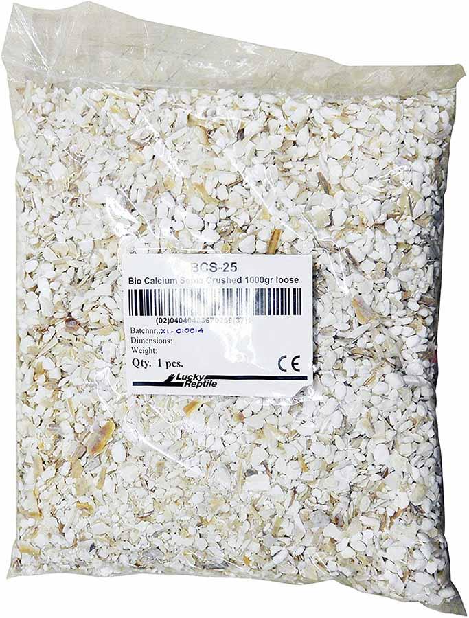 Sepia Crushed Bio Calcium 1 kg