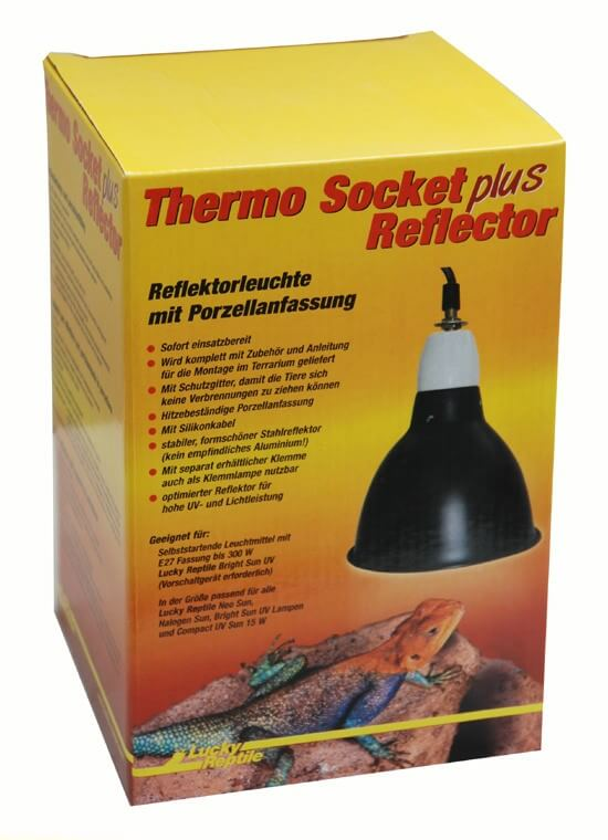 Thermo Socket plus Reflektor