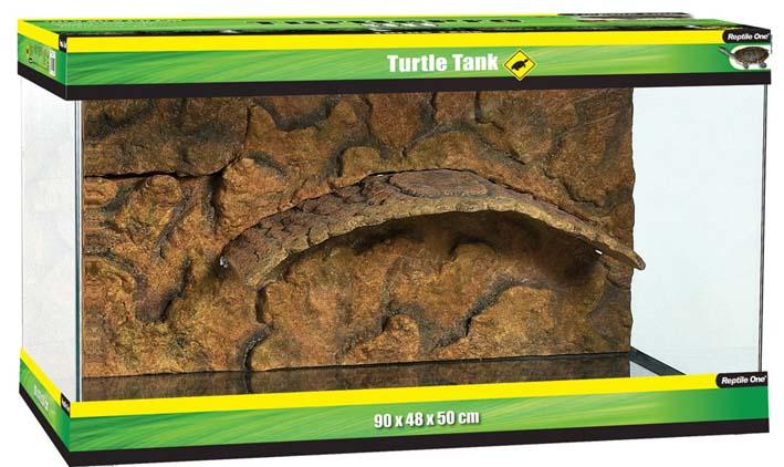 Rückwand zu Schildkrötenbecken