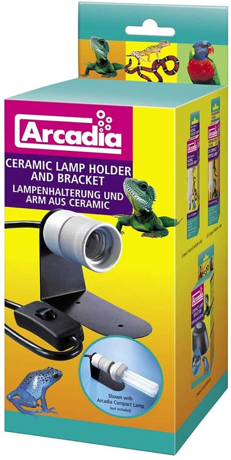 Keramik Fassung für Compact Lampen