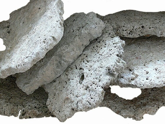 Riffplatten für Meerwasser