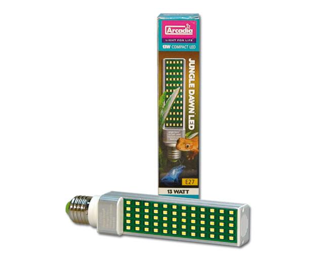 LED Jungle Dawn E27