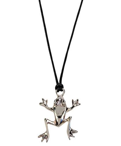 BB Halskette Frosch