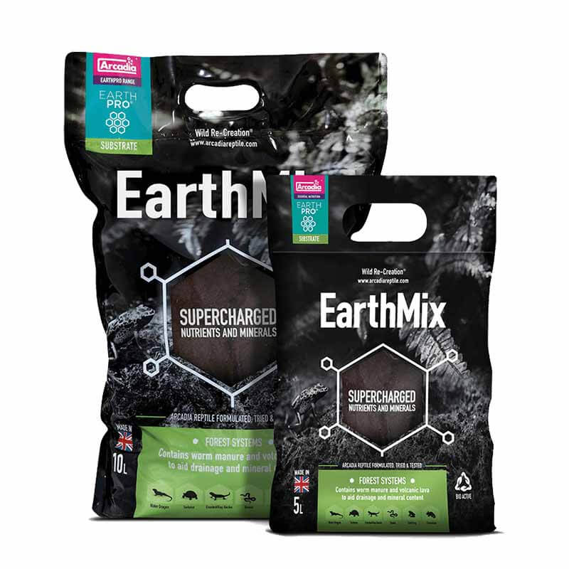 EarthPro Earth Mix 10 Liter