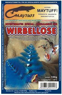 Blister Invertebrate Spezial 100 g