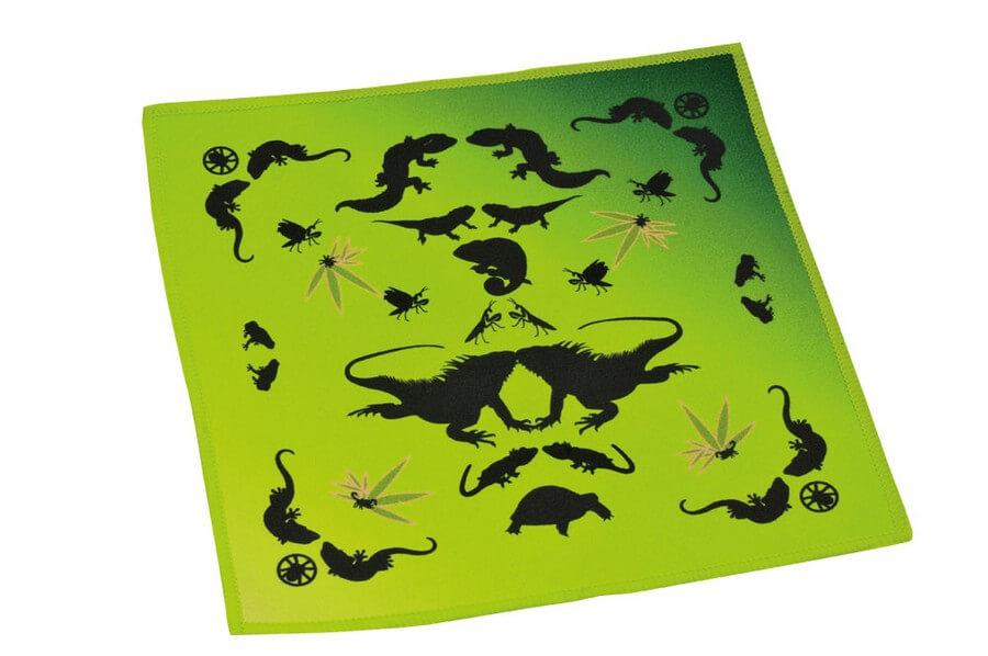 BB Mikrofasertuch Reptilien