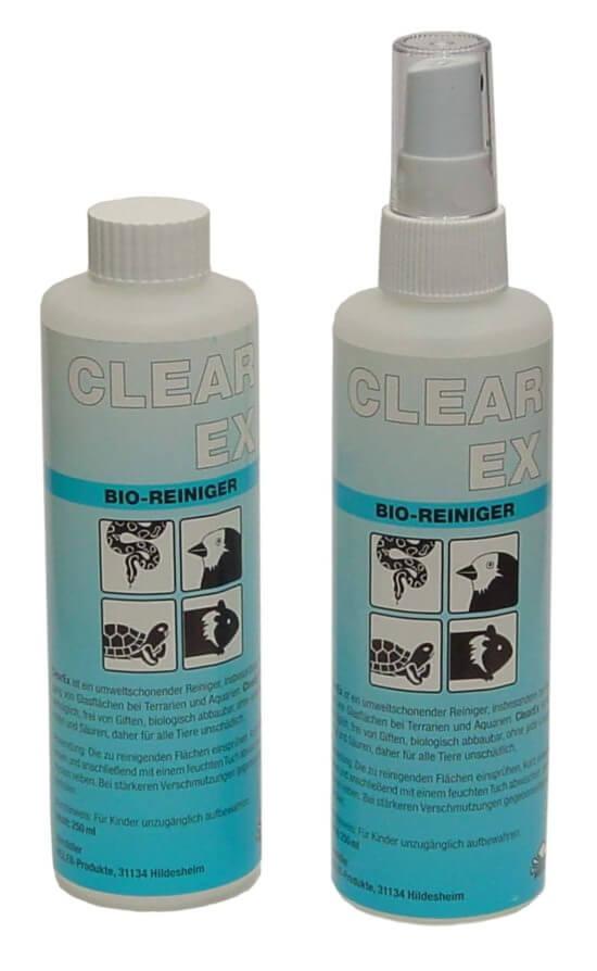 Clear Ex Terrarienglas - Reiniger